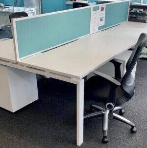 cardiff office installation of office furniture.