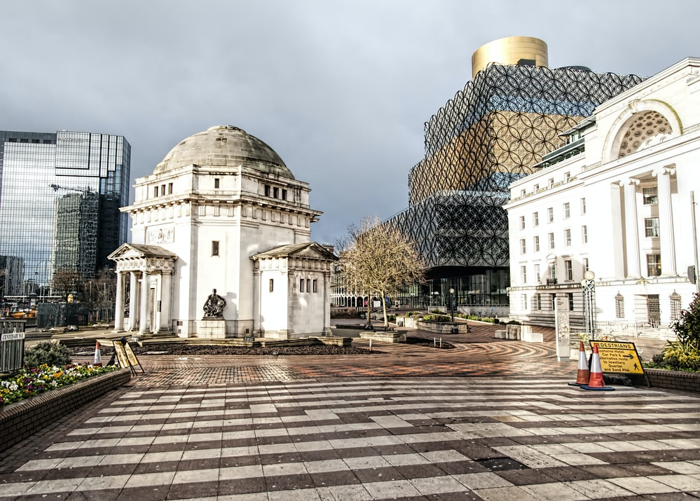 birmingham city offices - we delivery and install in birmingham.